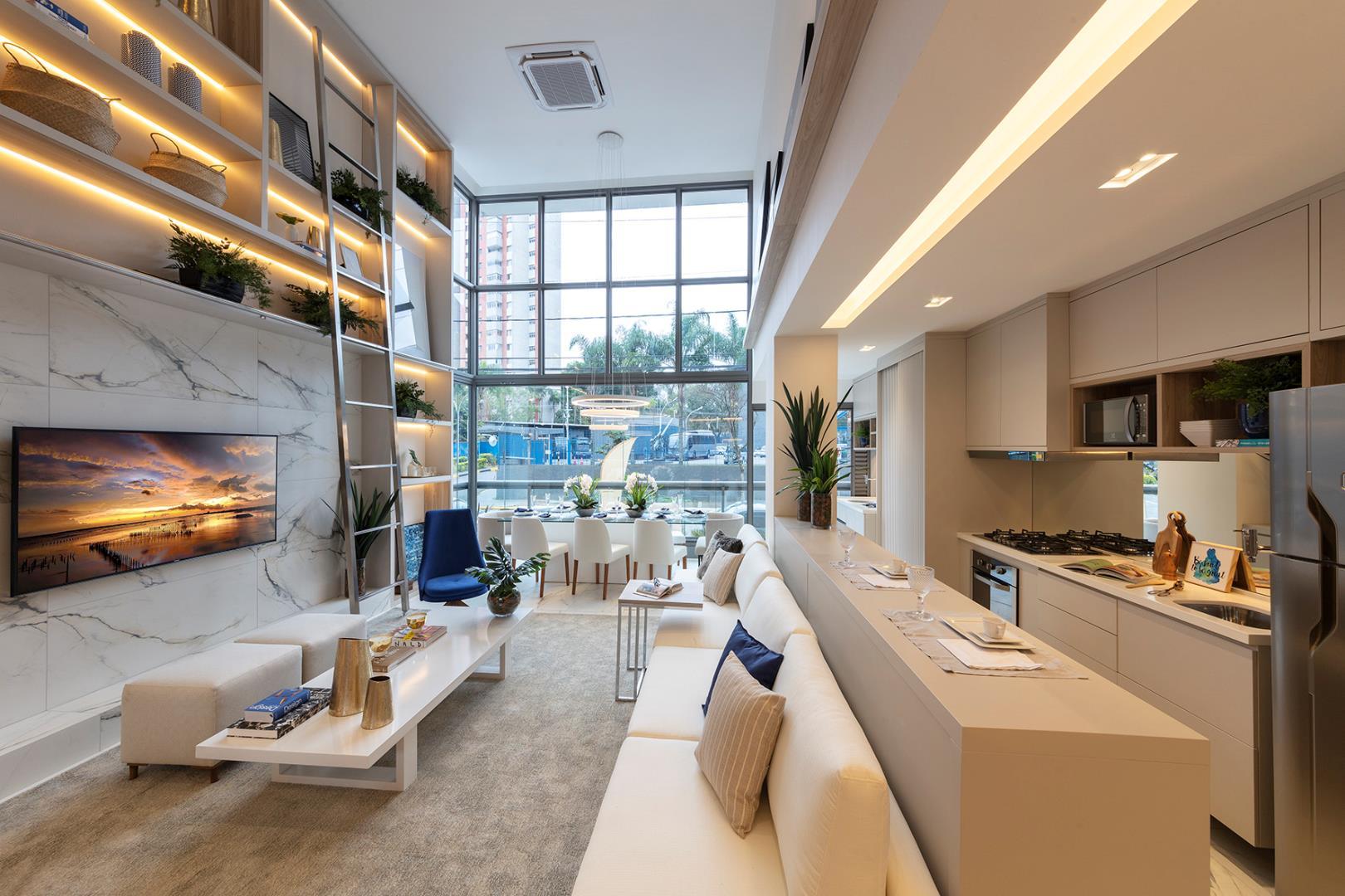 Living - 2 suites